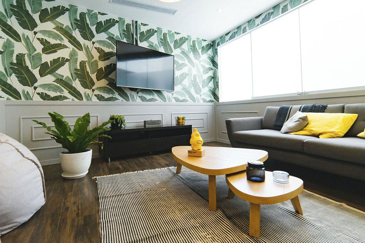 Kabel-TV für deine Gäste