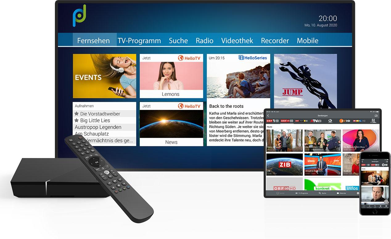 IP-TV: Fernsehen wann und was du willst